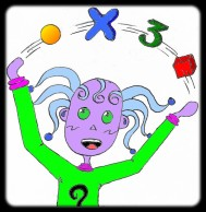 jongler avec les maths couleurs et cadre